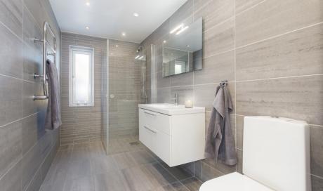 Douche à l'italienne Chambéry